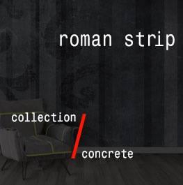 concrete / roman strip