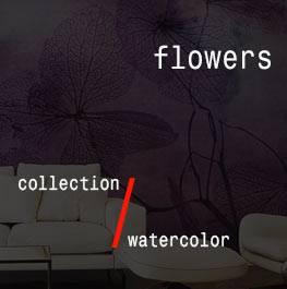 watercolor / flowers