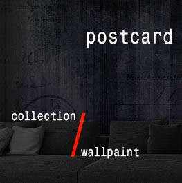 wallpaint / postcard