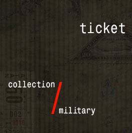 military / ticket