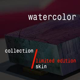 skin – watercolor
