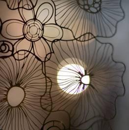 Metal Panel – Bloom