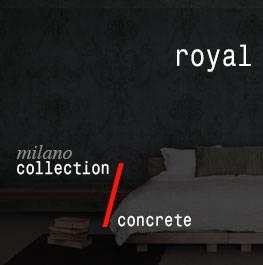 concrete / royal