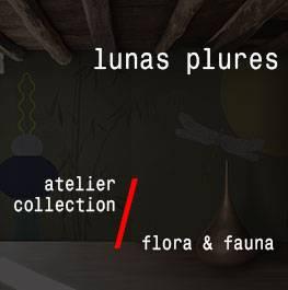 atelier / flora & fauna / lunas plures