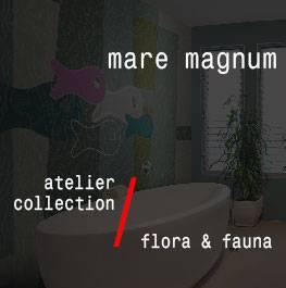 atelier / flora & fauna / mare magnum