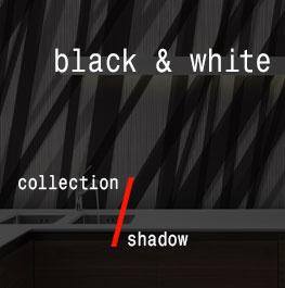 black & white / shadow