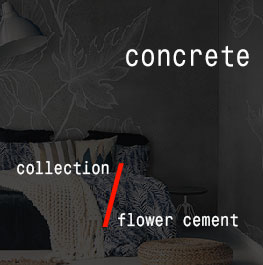 concrete / flower cement