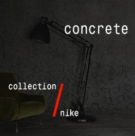 concrete / nike