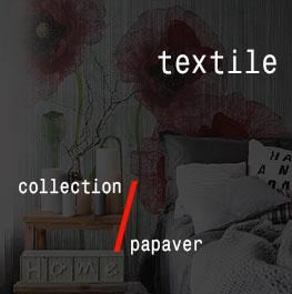textile / papaver