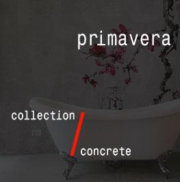concrete / primavera