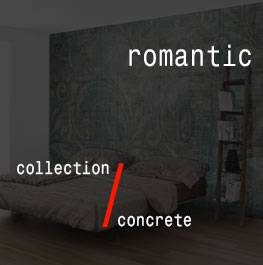 concrete / romantic