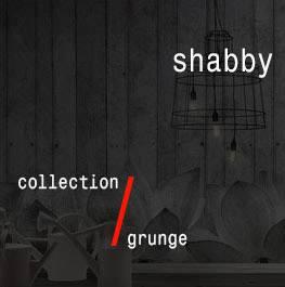 grunge / shabby
