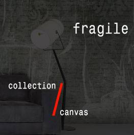 canvas / fragile