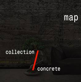 concrete / map