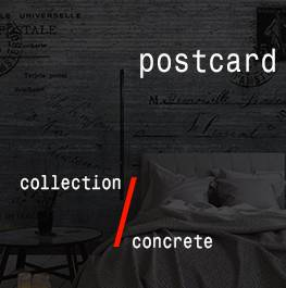 concrete / postcard