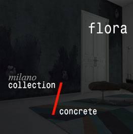 concrete / flora