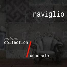 concrete / naviglio
