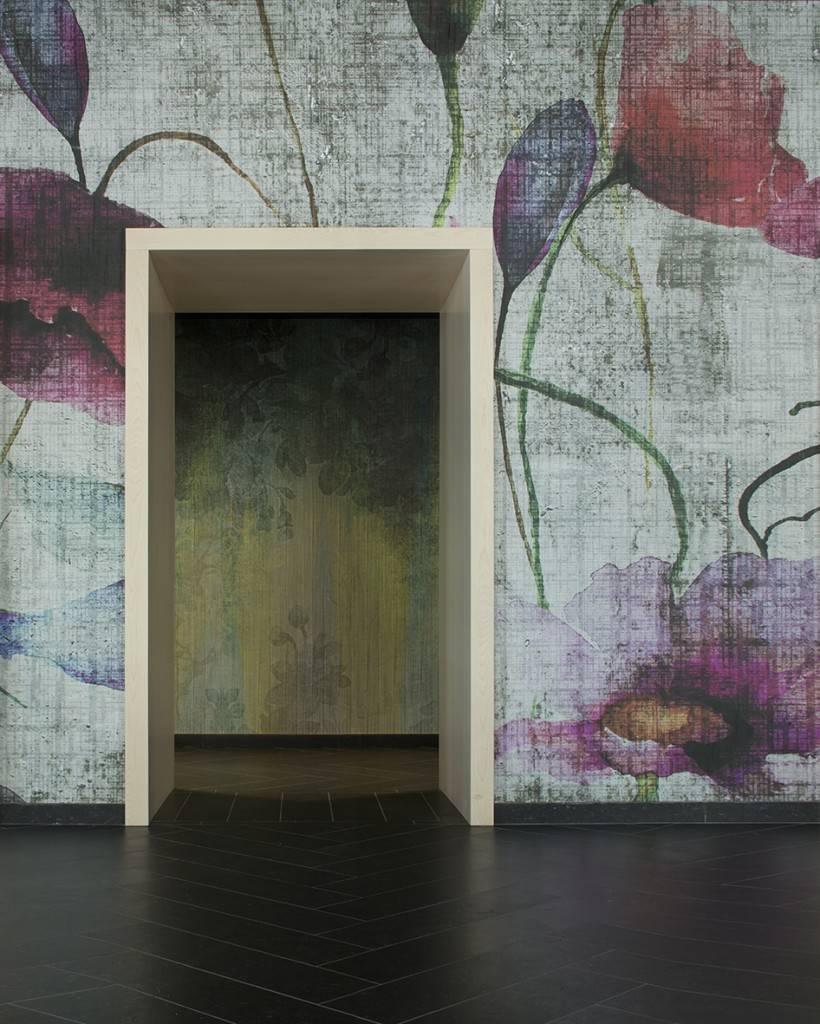 """Nella sala colazioni """"Poppies"""" foto Alberto Parise"""