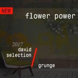 grunge / flower power