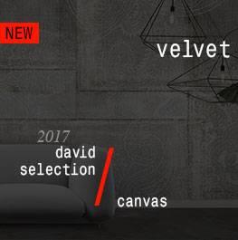 canvas / velvet