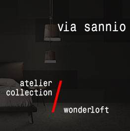 atelier / wonderloft / via sannio