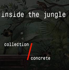 concrete / inside the jungle