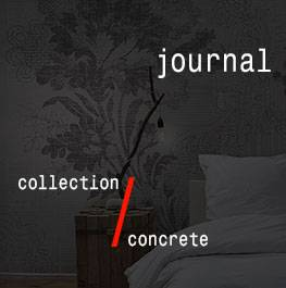 concrete / journal