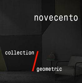 geometric / novecento