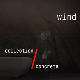 concrete / wind