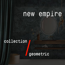 geometric / new empire