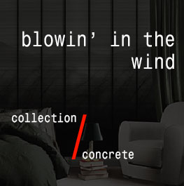 concrete / blowin' in the wind