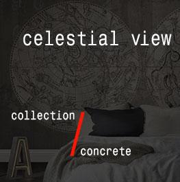concrete / celestial view