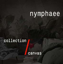 canvas / nymphaee