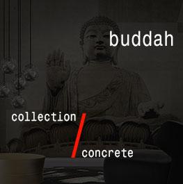 concrete / buddah