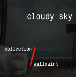 wallpaint / cloudy sky