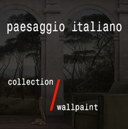 wallpaint / paesaggio italiano